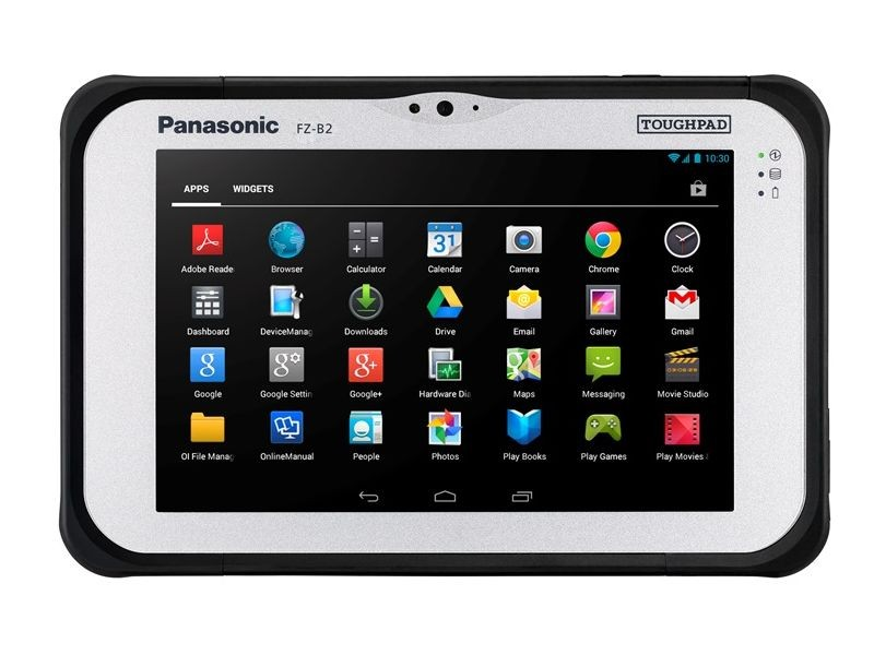 Tablette ultra-durcie Panasonic FZ-B2