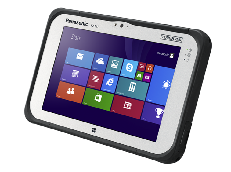 Tablette ultra-durcie Panasonic FZ-M1