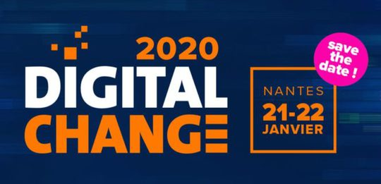 Digital Change 2020 logo