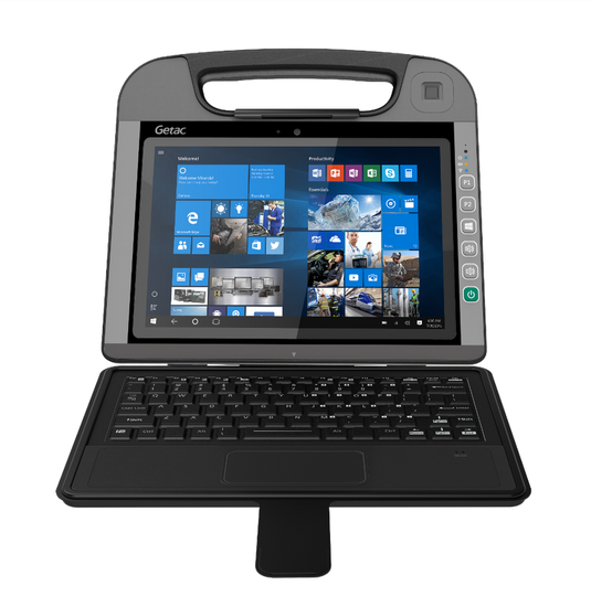 Photo tablette GETAC RX10 -  Clavier