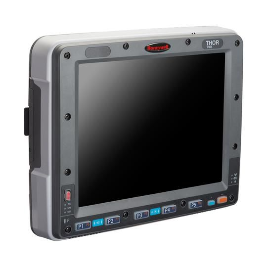 Photo terminal code-barres embarqué Honeywell Thor VM2_Profil D
