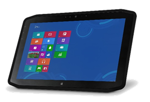 Tablette semi-durcie Zebra Xslate R12