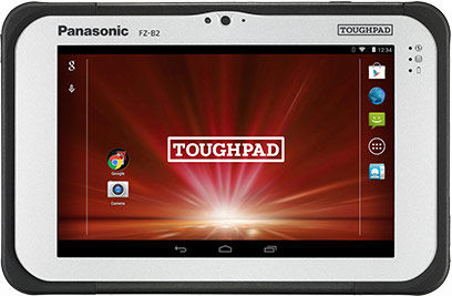 tablette panasonic fzb2