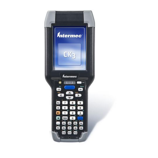 terminal mobile durci intermec ck3 face