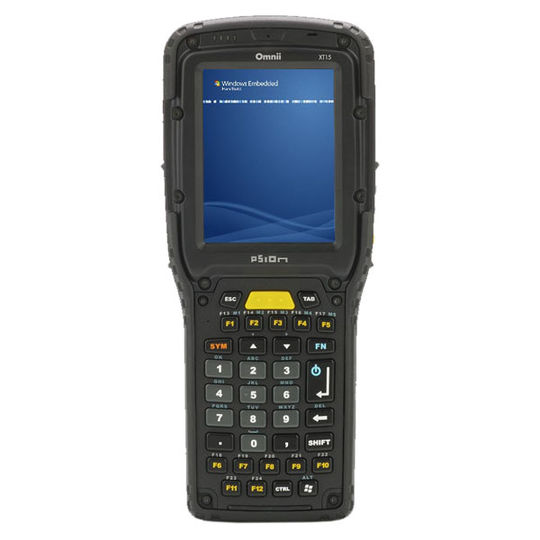 terminal mobile durci psion omnii xt15 face