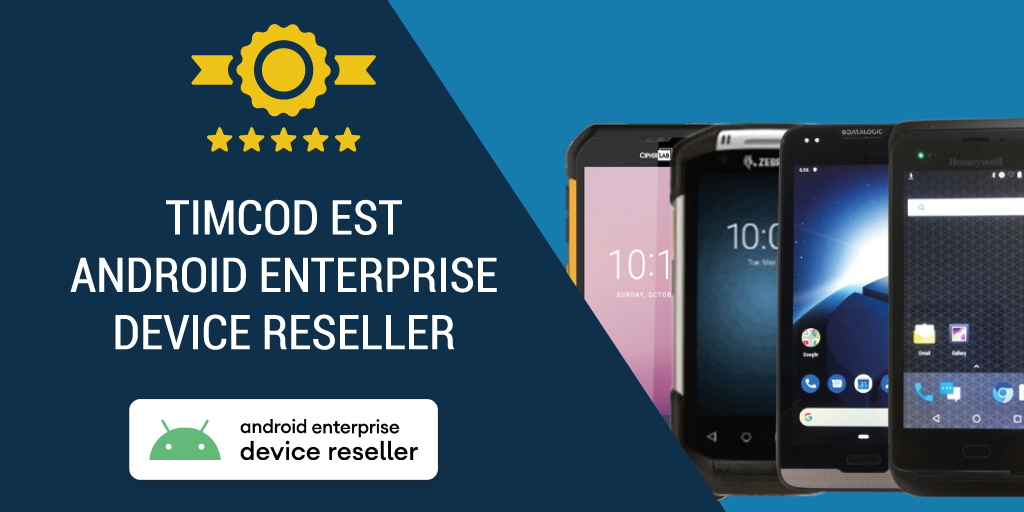 Timcod_Android Enterprise Reseller